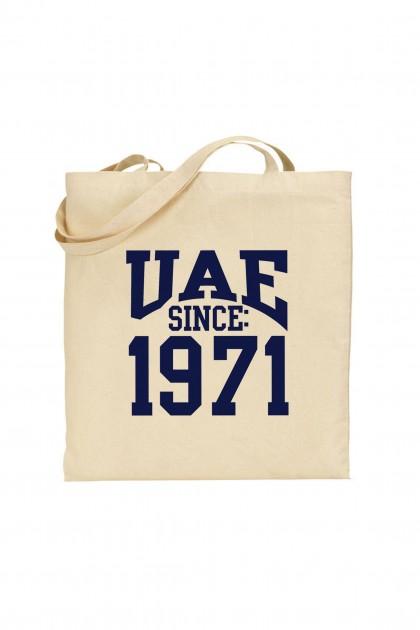 Tote bag UAE Since 1971