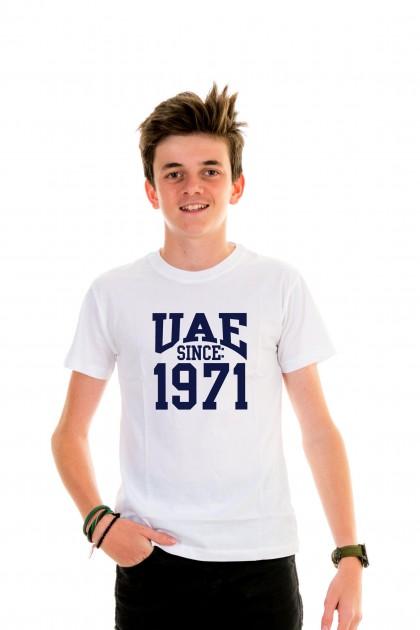 T-shirt Kid UAE Since 1971