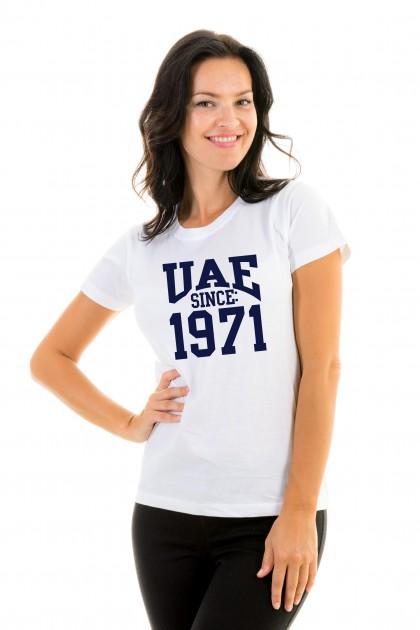 T-shirt UAE Since 1971