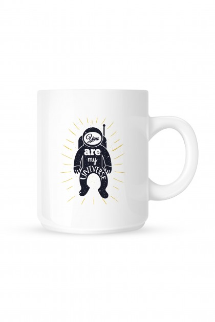 Mug You Are My Universe