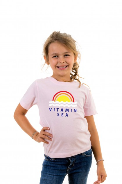 T-shirt kid Vitamin Sea