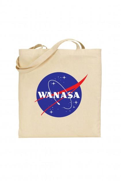 Tote bag Wanasa