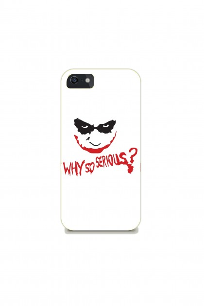 Phone case Why So Serious?