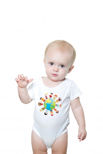 Baby romper World