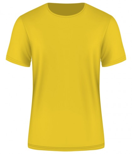 Tshirt Factory premium Kids for Custom - YELLOW - Starting 85 AED