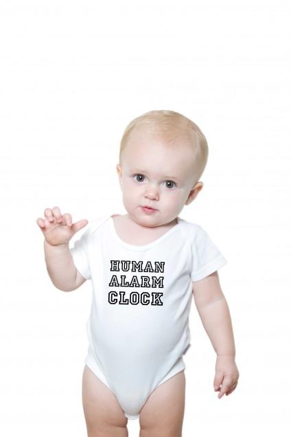 Baby romper Human Alarm Clock