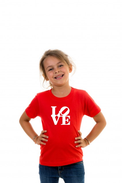 T-shirt Kid Love