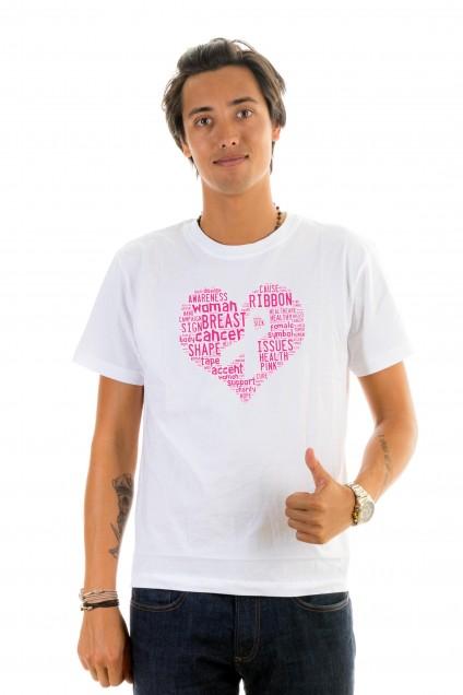 T-shirt Pink Ribbon