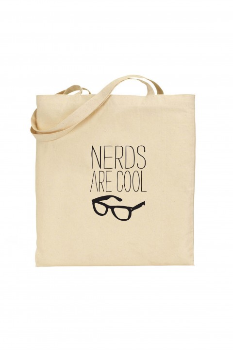 Tote bag Nerds Are Cool