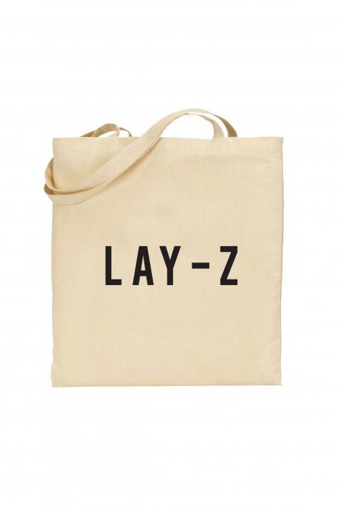 Tote bag LAY-Z