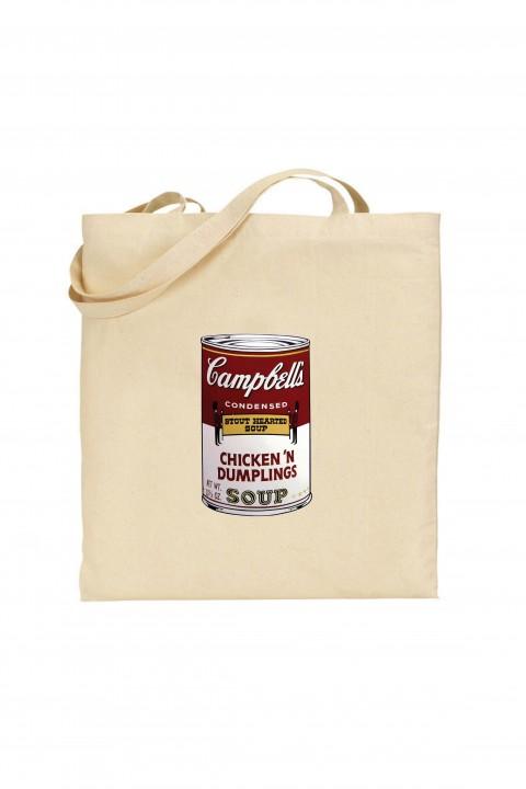 Tote bag Campbells
