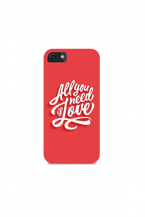 Phone case All You Need is Love