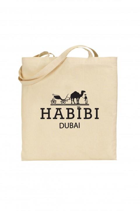 Tote bag Habibi Dubai