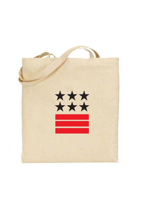 Tote bag Stars and stripes