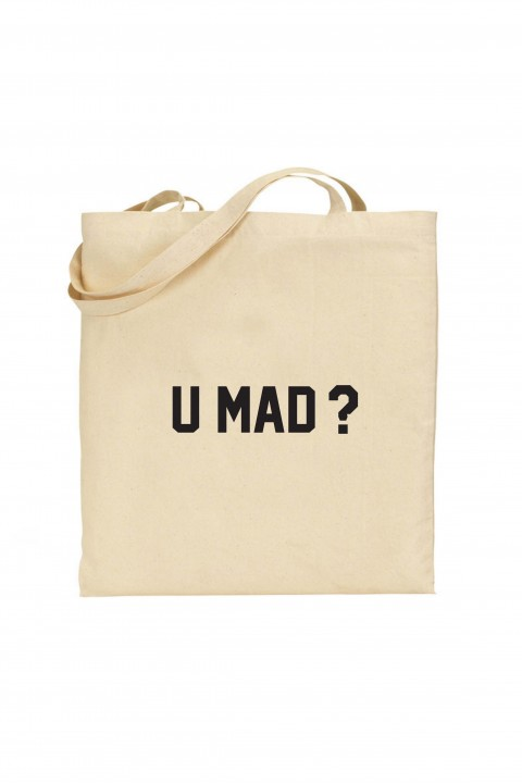 Tote bag U MAD?