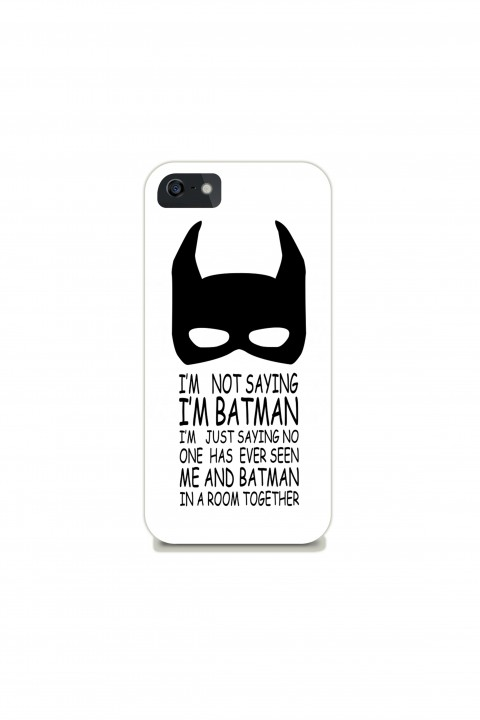 Phone case I'm Batman