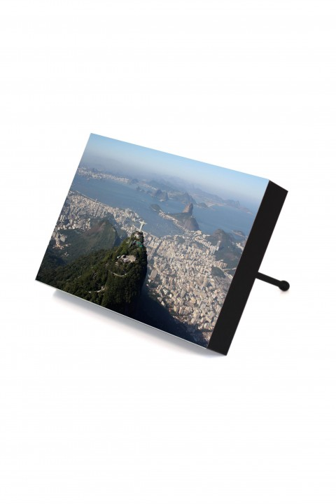 Frame to go Aerial View Rio By Emmanuel Catteau