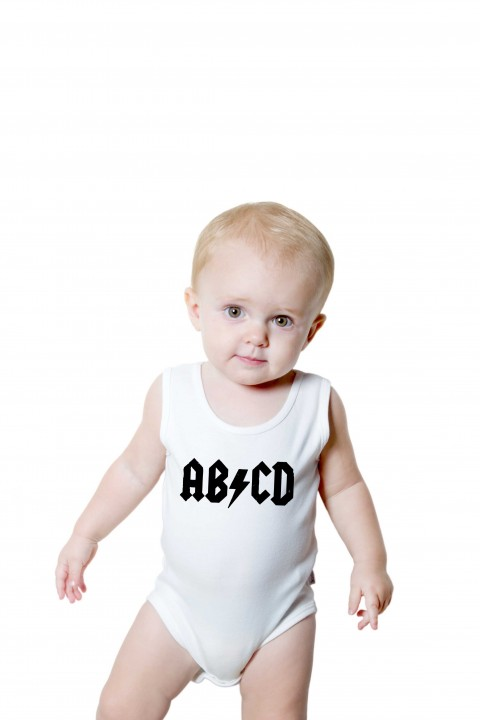 Baby romper ABCD