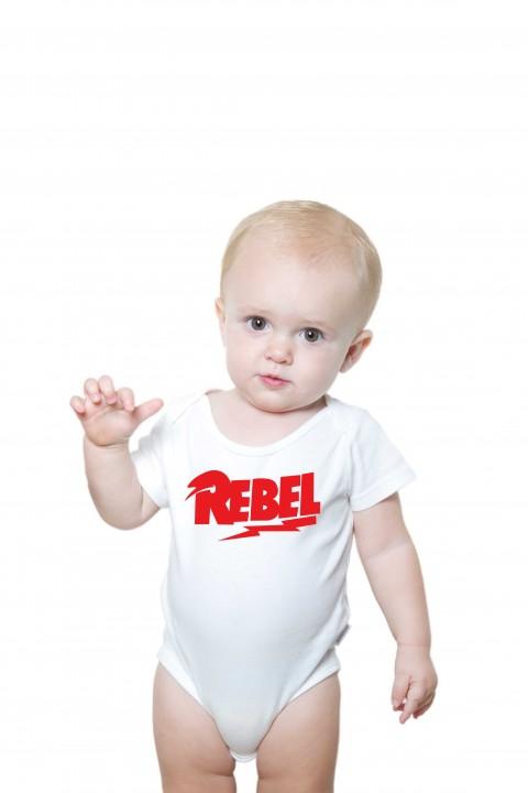 Baby romper Rebel
