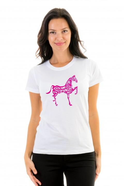 T-shirt Arabic Horse Design