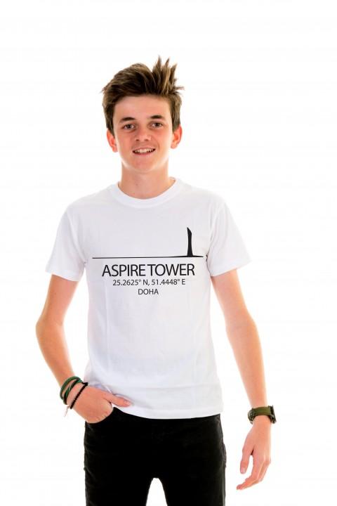 T-shirt kid Aspire Tower - Doha, Qatar
