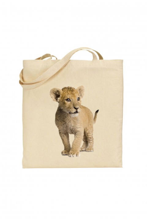 Tote bag The Lion
