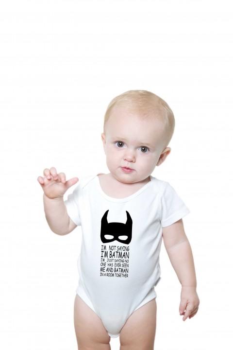 Baby romper I'm Batman