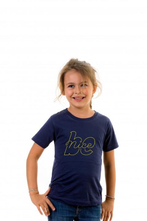 T-shirt Kid Be Nice