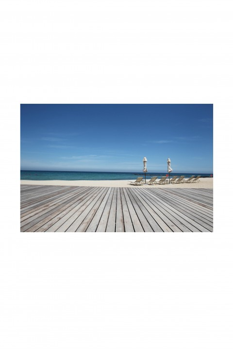 Poster Indian Ocean - Oman By Emmanuel Catteau