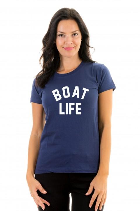 T-shirt Boat Life