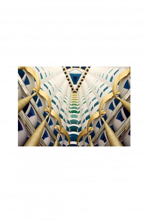 Poster Burj Al Arab By Emmanuel Catteau