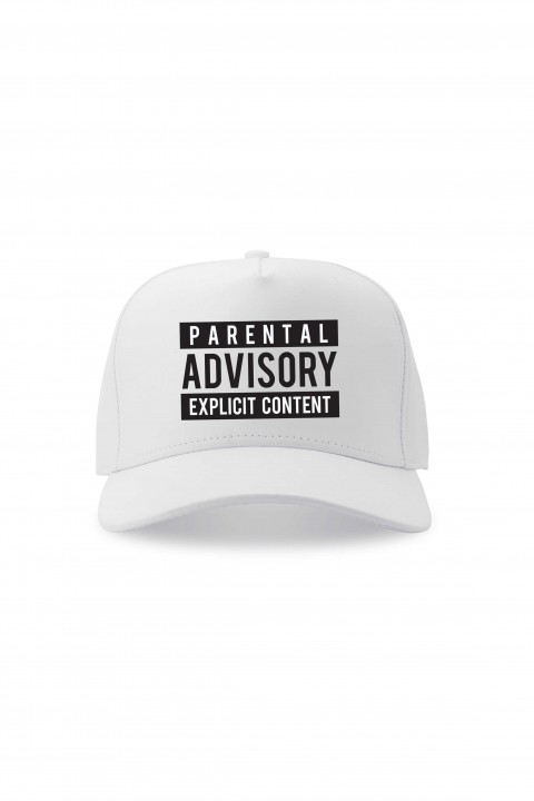 Cap Parental Advisory Explicit Content