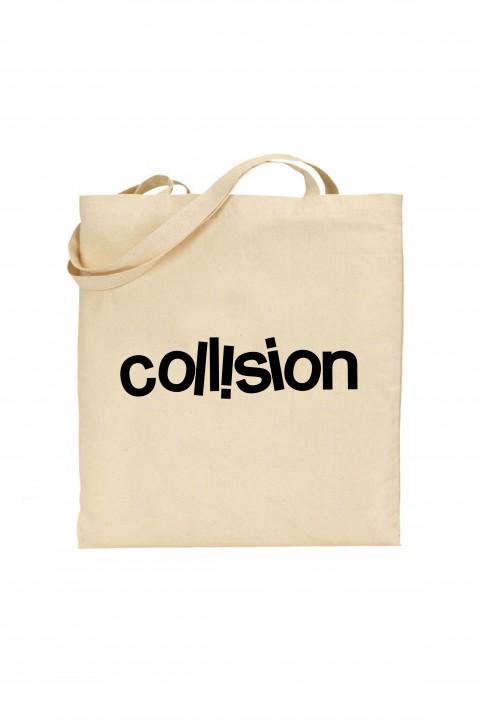 Tote bag Collision