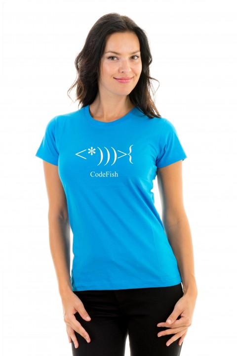 T-shirt Code Fish