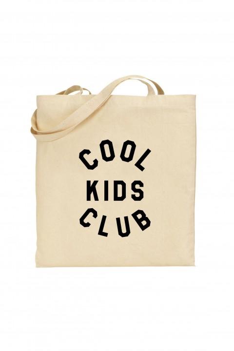 Tote bag Cool Kids Club