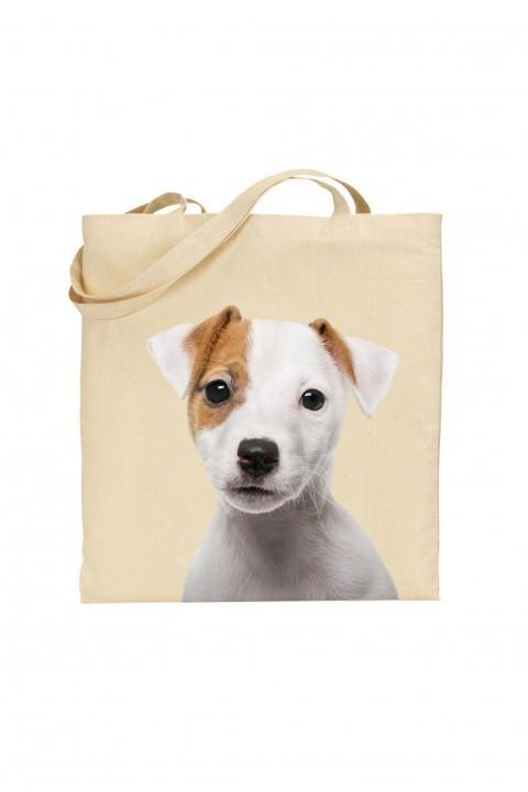 Tote bag The Dog
