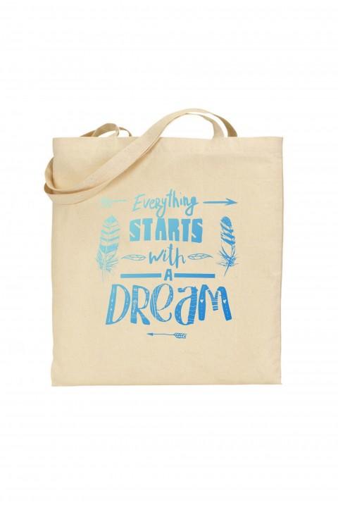 Tote bag Dream