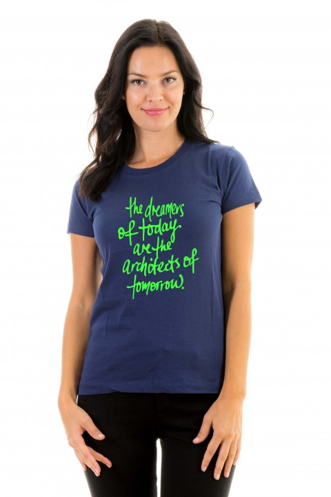 T-shirt The dreamers