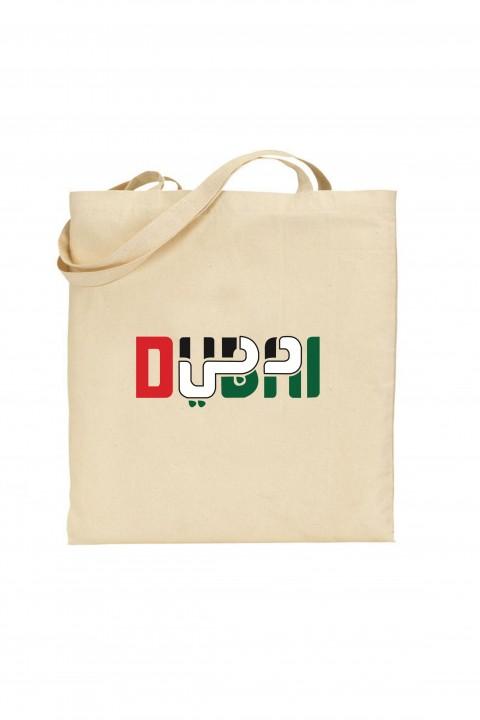 Tote bag Dubaï UAE