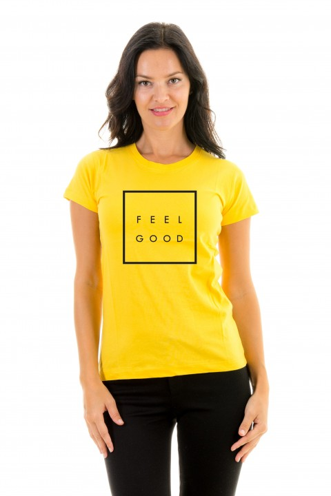 T-shirt Feel Good