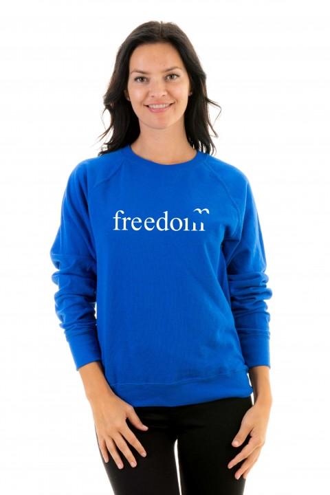 Sweatshirt Freedom