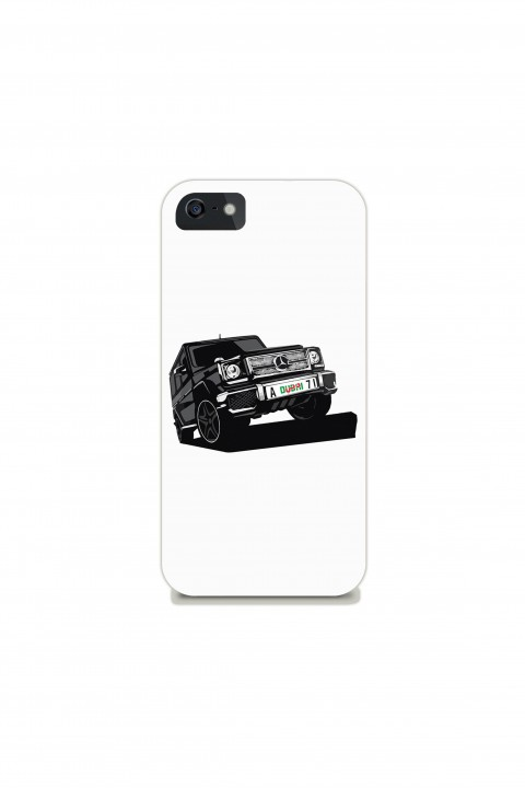 Phone case Mercedes G Class Dubaï