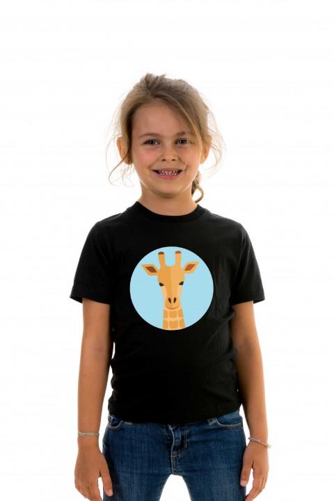 T-shirt kid Giraffe
