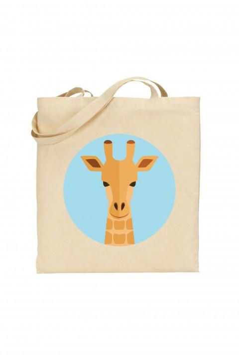 Tote bag Giraffe