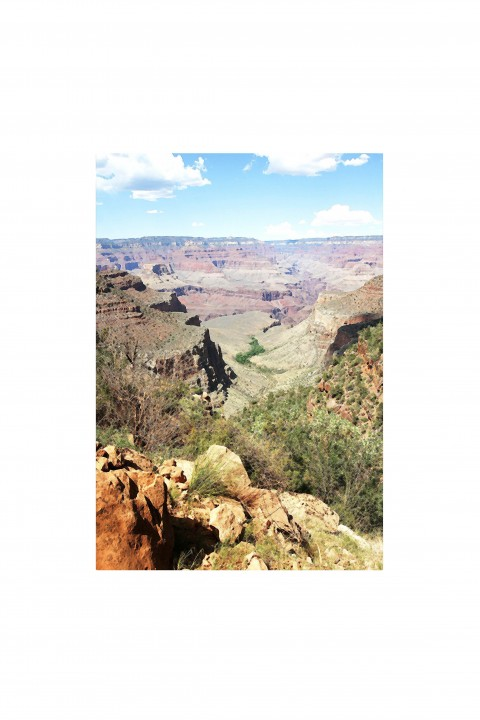 Poster Grand Canyon - USA By Emmanuel Catteau