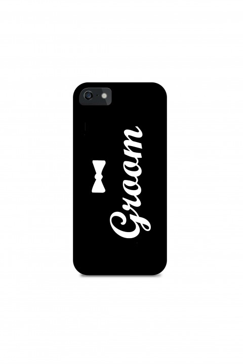 Phone case Groom