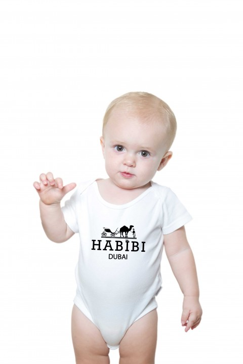 Baby romper Habibi Dubaï