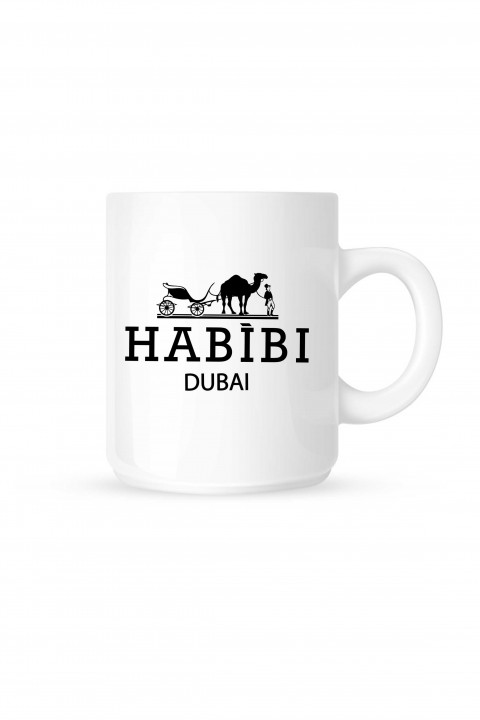 Mug Habibi Dubaï