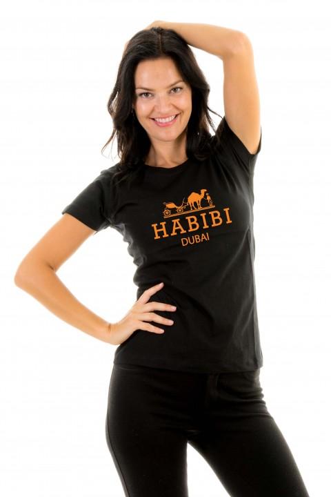 T-shirt Habibi Dubaï