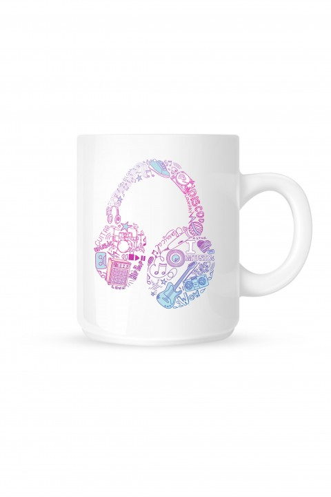 Mug Headphone